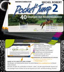 Pocket'Jump 2: 40 Übungen mit Hindernisskizzen