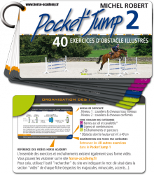 Pocket'Jump 2 : 40 exercices d'obstacle illustrés